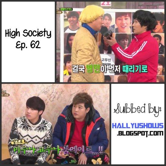 High Society Ep. 62