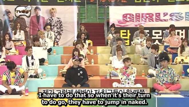 Eng] 051113 Infinity Challenge Ep 329 – TV Lecture Idol Special