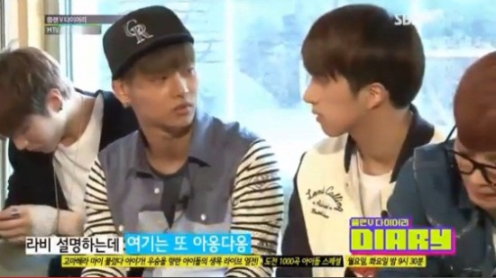 VIXX SBS MTV PlanV Diary Episode 3 Raw